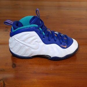 "Nike Little Posite Pro ""Neptune Green"" Size 13C"